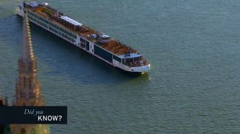Viking River Cruises TV Spot, 'Best at Sea'