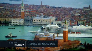 Viking River Cruises TV Spot, 'Best at Sea' - Thumbnail 5