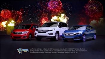 Honda Gran Venta Día de los Presidentes TV Spot, 'Celebra' [Spanish] [T2] - Thumbnail 8