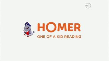 Learn with Homer TV Spot, 'PBS Kids: Personalized Learning Plans' - Thumbnail 1