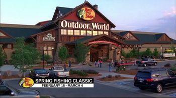 Bass Pro Shops 2018 Spring Fishing Classic TV Spot, 'Free Pro Seminars' - Thumbnail 4