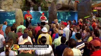 Bass Pro Shops 2018 Spring Fishing Classic TV Spot, 'Free Pro Seminars' - Thumbnail 7