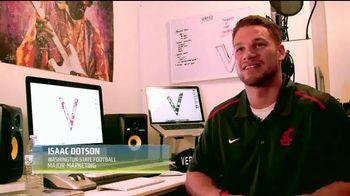 Pac-12 Conference TV Spot, 'PAC Profiles: Isaac Dotson' - Thumbnail 1