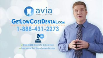 Avia Dental Plan TV Spot, 'Affordable Dental Plan' - Thumbnail 5