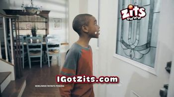 Zits Pop n' Play Pimples TV Spot, 'Pizza Guy' - Thumbnail 2