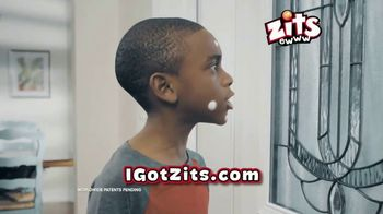 Zits Pop n' Play Pimples TV Spot, 'Pizza Guy' - Thumbnail 3