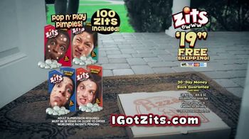 Zits Pop n' Play Pimples TV Spot, 'Pizza Guy' - Thumbnail 8