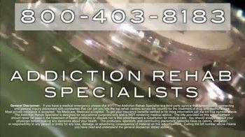 The Addiction Rehab Specialist TV Spot, 'The Right Treatment Options' - Thumbnail 9