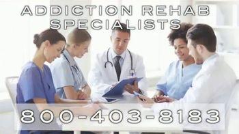 The Addiction Rehab Specialist TV Spot, 'The Right Treatment Options' - Thumbnail 4