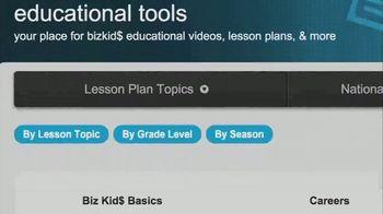 BizKids Resources TV Spot, 'BK in the Classroom' - Thumbnail 6