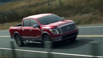 2017 Nissan Titan TV Spot, 'Last Chance' [T2] - Thumbnail 5