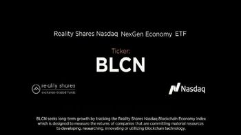 Reality Shares TV Spot, 'Nasdaq NexGen Economy ETF'