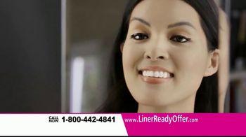 Liner Ready TV Spot, 'Semi-Permanent Eyeliner' - Thumbnail 7