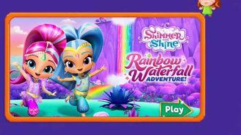 Shimmer and Shine: Rainbow Waterfall Adventure TV Spot, 'Jr. Gamer: Alyssa' - Thumbnail 2