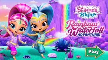 Shimmer and Shine: Rainbow Waterfall Adventure TV Spot, 'Jr. Gamer: Alyssa' - Thumbnail 9