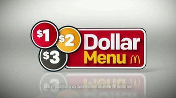 McDonald's $1 $2 $3 Dollar Menu TV Spot, 'Dog Ate My Wallet Meal' - Thumbnail 7