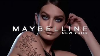 Maybelline Tattoo Studio Brow Gel TV Spot, 'Impacto' [Spanish] - Thumbnail 1