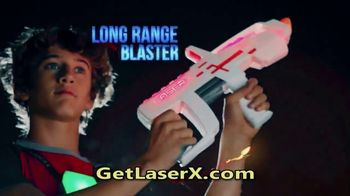 Laser X TV Spot, 'Played by Millions'