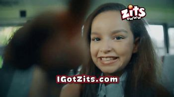 Zits Pop n' Play Pimples TV Spot, 'School Bus'