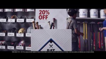 Academy Sports + Outdoors TV Spot, 'Bate de béisbol' [Spanish] - Thumbnail 9