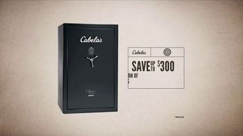 Cabela's 2nd Amendment Classic Sale and Event TV Spot, 'Safe and Bench' - Thumbnail 5