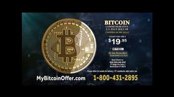 New England Mint Coins TV Spot, 'Bitcoin' - Thumbnail 9