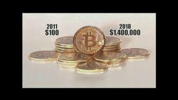New England Mint Coins TV Spot, 'Bitcoin' - Thumbnail 1