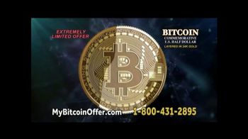 New England Mint Coins TV Spot, \'Bitcoin\'