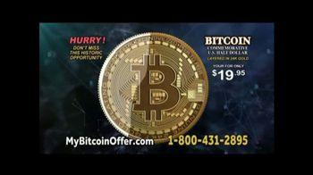 New England Mint Coins TV Spot, 'Bitcoin' - Thumbnail 8