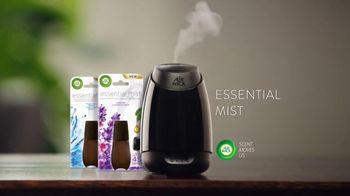 Air Wick Essential Mist TV Spot, 'Essential Oils Transformed Into Mist' - Thumbnail 9