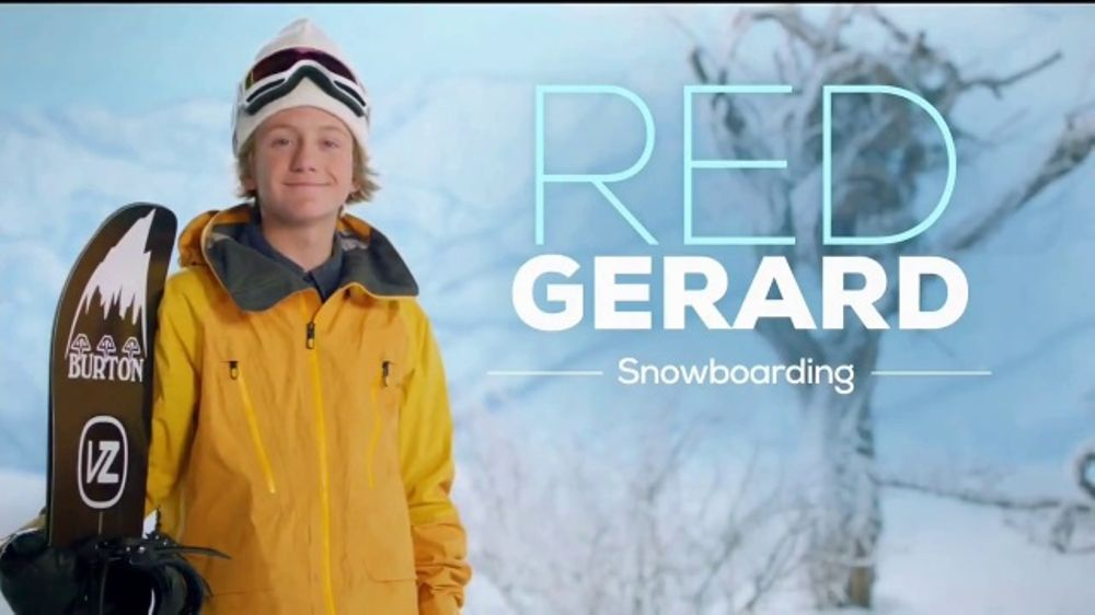 XFINITY X1 Voice Remote TV Commercial, 'Team USA: Red Gerard' - Video