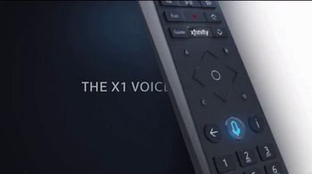 XFINITY X1 Voice Remote TV Spot, 'Team USA: Red Gerard' - Thumbnail 9