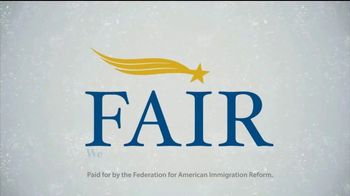 Federation for American Immigration Reform TV Spot, 'Time Is Short' - Thumbnail 7