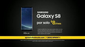 Sprint Fútbol Mode TV Spot, 'Ilimitado: Samsung Galaxy' [Spanish] - Thumbnail 6