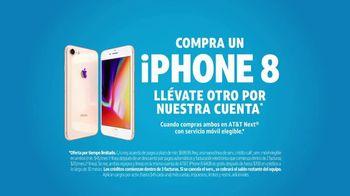 AT&T Next TV Spot, 'Un iPhone 8 por nuestra cuenta' [Spanish] - Thumbnail 9