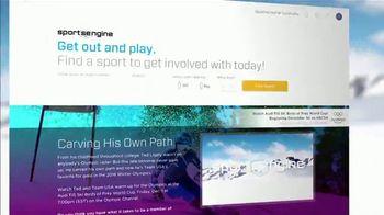 SportsEngine TV Spot, 'Winter Olympic Story: Snowboarding' - Thumbnail 5