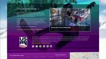 SportsEngine TV Spot, 'Winter Olympic Story: Snowboarding' - Thumbnail 6