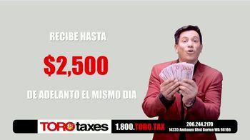 Toro Taxes TV Spot, 'Camionetas Nissan' [Spanish] - Thumbnail 2