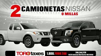 Toro Taxes TV Spot, 'Camionetas Nissan' [Spanish] - Thumbnail 4