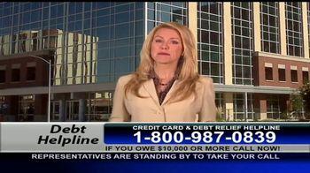 Debt Helpline TV Spot, 'Economic Crisis'