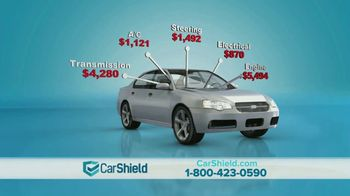 CarShield TV Spot, 'Protect Yourself' Featuring Larry McReynolds - Thumbnail 2