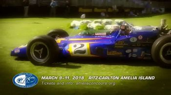 2018 Concours d'Elegance TV Spot, 'Power' Featuring Emerson Fittipaldi - Thumbnail 7