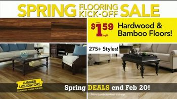 Lumber Liquidators Spring Flooring Kick-Off Sale TV Spot, 'Hottest Trends' - Thumbnail 5