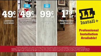 Lumber Liquidators Spring Flooring Kick-Off Sale TV Spot, 'Hottest Trends' - Thumbnail 7