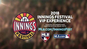 MLB Network 2018 Innings Festival VIP Experience TV Spot, 'Passes' - Thumbnail 9