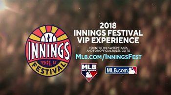 MLB Network 2018 Innings Festival VIP Experience TV Spot, 'Passes' - Thumbnail 8