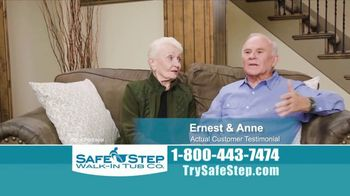 Safe Step TV Spot, 'Bathe Safely'