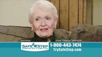 Safe Step TV Spot, 'Bathe Safely' - Thumbnail 4