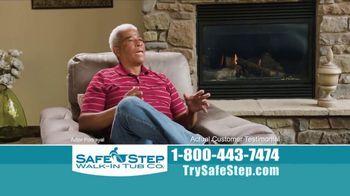 Safe Step TV Spot, 'Bathe Safely' - Thumbnail 5