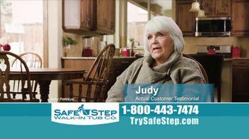 Safe Step TV Spot, 'Bathe Safely' - Thumbnail 6